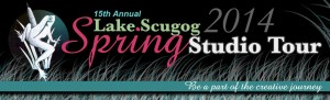 Preview Exhibit of the Lake Scugog Spring Studio Tour