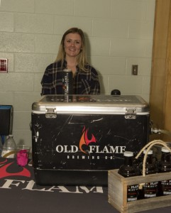 Featuring Old Flame Brewery