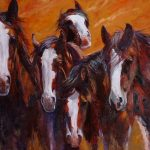 Equine, Bovine, Ovine opens in the Gallery on March 3rd