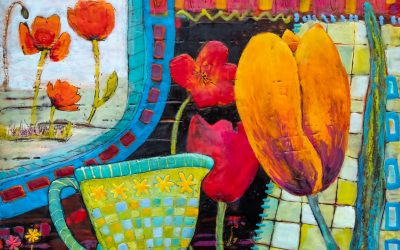 Vote for our Viewer's Choice Award at our Annual Juried Show
