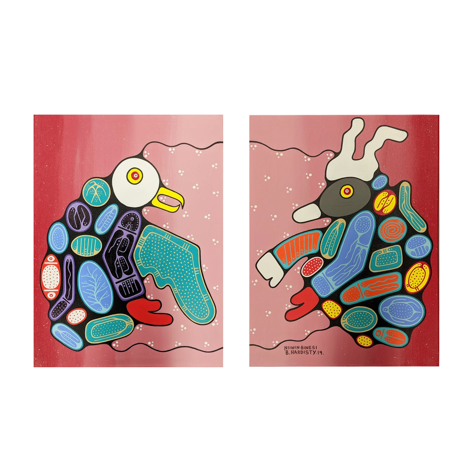 Traditional and Modern Indigenous Art | Mississaugas of Scugog Island First Nation