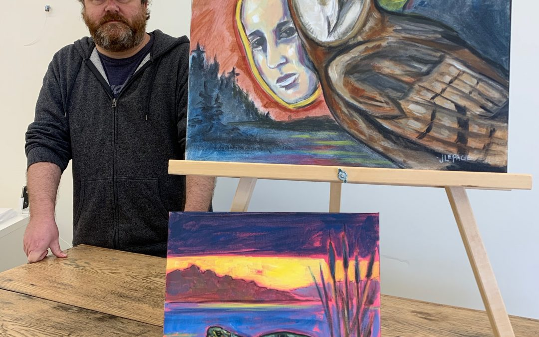 Lake Scugog Studio Tour Artist's Exhibition