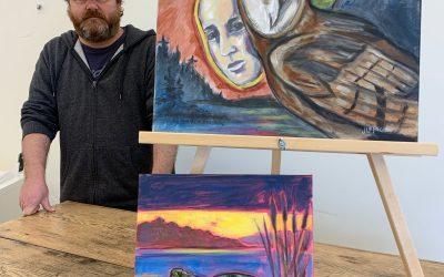 Lake Scugog Studio Tour Artist's Exhibition