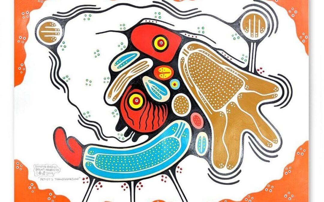 New Beginnings Presented by Biidaaban Gallery