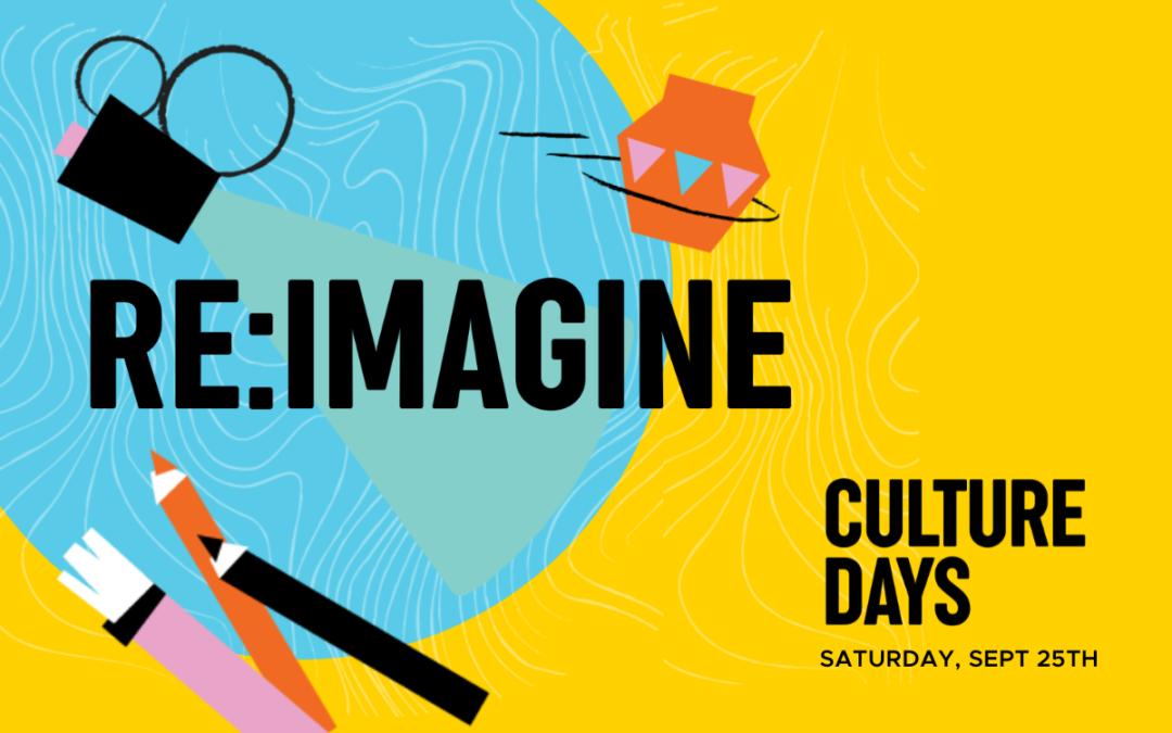 RE:IMAGINE Arts and Culture