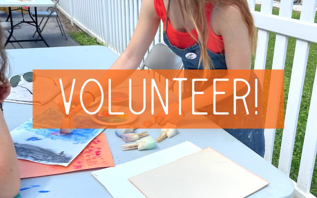 Volunteer At Culture Days